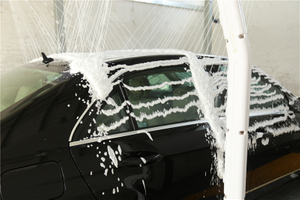 Automatic Tunnel Car Wash Machine