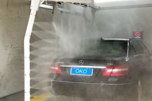 High Pressure Steam Car Wash Machine