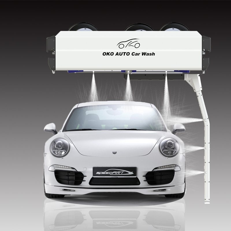 Water Jet Machine for Car Wash