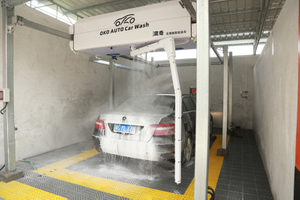 Automatic Car Wash Machine Coimbatore
